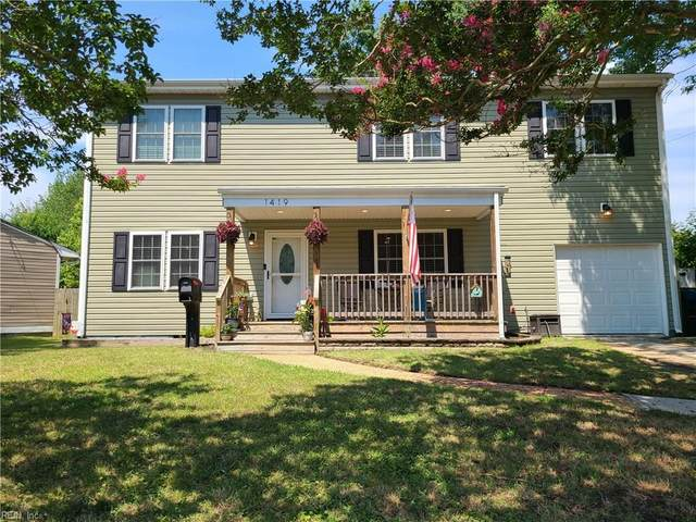 1419 Gabriel Dr, Norfolk, VA 23502 (#10331582) :: Atlantic Sotheby's International Realty