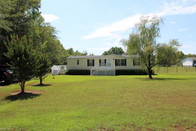 27394 Porter House Rd, Southampton County, VA 23827 (#10331592) :: Rocket Real Estate
