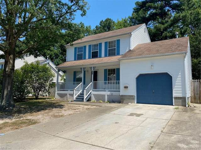 831 Palace Ct, Newport News, VA 23608 (#10331609) :: AMW Real Estate