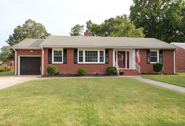 6 Omera Pl, Hampton, VA 23666 (#10331631) :: Rocket Real Estate
