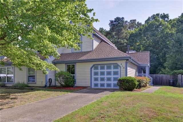 919 Woodcreek Dr, Newport News, VA 23608 (#10331686) :: Atlantic Sotheby's International Realty
