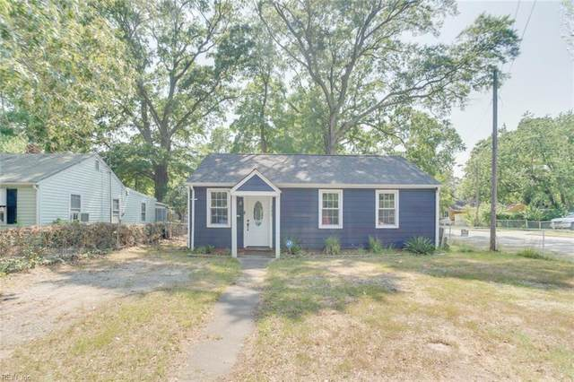 727 Homestead Ave, Hampton, VA 23661 (#10331737) :: Rocket Real Estate