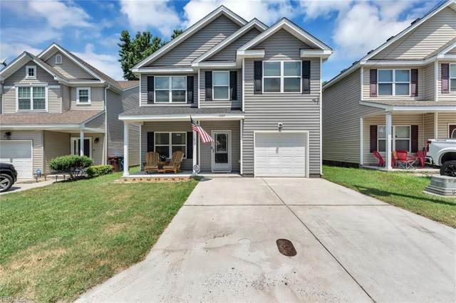 1007 Hill St, Chesapeake, VA 23324 (#10331749) :: Berkshire Hathaway HomeServices Towne Realty