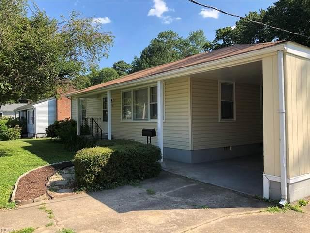 46 Eastmoreland Dr, Hampton, VA 23669 (#10331831) :: AMW Real Estate