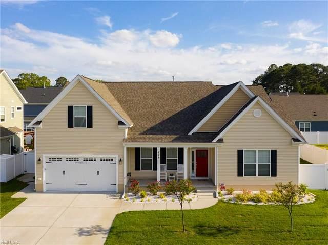 609 Baker Loop, Chesapeake, VA 23320 (#10331881) :: Rocket Real Estate