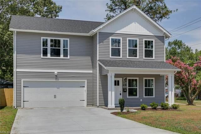 8502 Delano St, Norfolk, VA 23503 (#10331888) :: Atkinson Realty