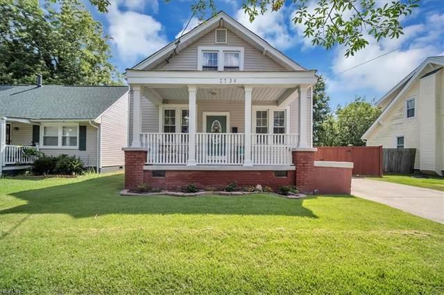 2734 Ballentine Blvd, Norfolk, VA 23509 (#10331910) :: Atlantic Sotheby's International Realty