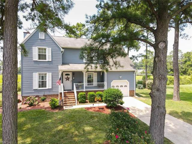 17 Floyd Ave, Poquoson, VA 23662 (#10331921) :: Atlantic Sotheby's International Realty
