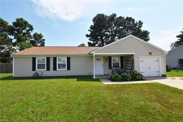 3021 Tournament Dr, Chesapeake, VA 23323 (#10331933) :: Rocket Real Estate