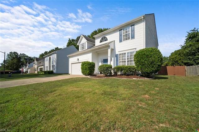 127 Pine Bluff Dr, Newport News, VA 23602 (#10331946) :: AMW Real Estate