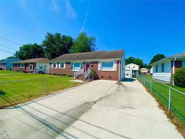 111 Ethel Dr, Hampton, VA 23666 (MLS #10332090) :: AtCoastal Realty