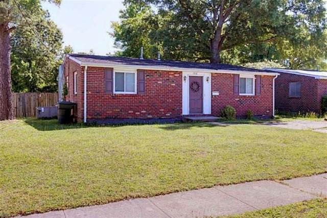 1918 Zinzer Rd, Hampton, VA 23663 (#10332114) :: Gold Team VA