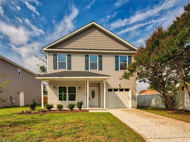 6B Mohican Dr, Portsmouth, VA 23701 (#10332135) :: RE/MAX Central Realty
