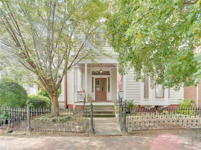 303 W Freemason St #5, Norfolk, VA 23510 (#10332212) :: The Kris Weaver Real Estate Team