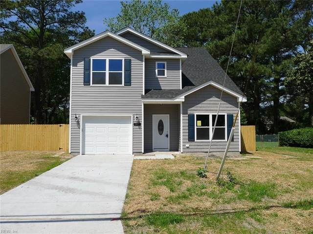 25 Mohawk Dr, Portsmouth, VA 23701 (#10332214) :: RE/MAX Central Realty
