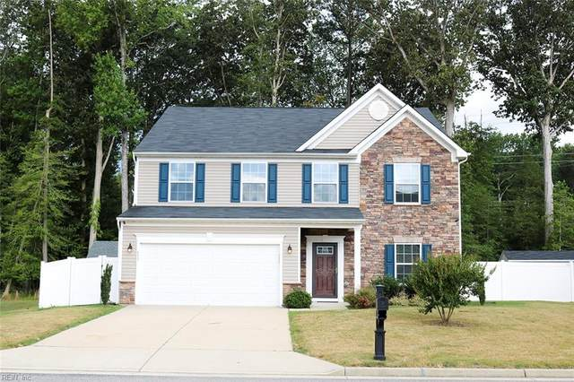 633 Newman Dr, Newport News, VA 23601 (#10332300) :: Encompass Real Estate Solutions