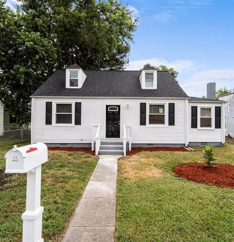 2203 Rodman Ave, Portsmouth, VA 23705 (#10332370) :: Rocket Real Estate