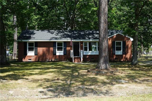 22202 Deer Ln, Southampton County, VA 23851 (#10332373) :: The Kris Weaver Real Estate Team