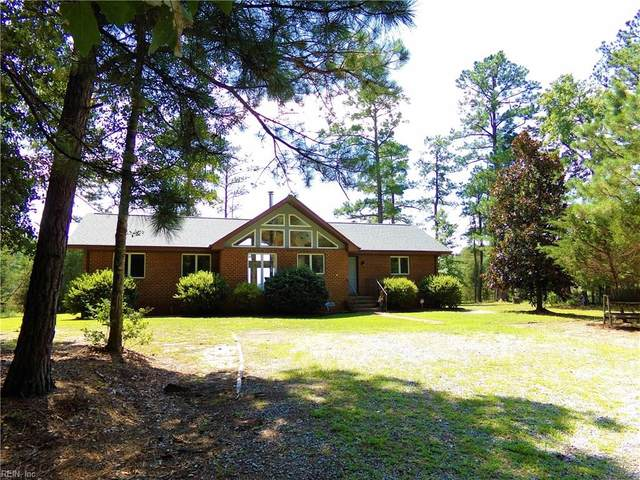 1671 Cherry Row Ln, King & Queen County, VA 23156 (#10332407) :: AMW Real Estate