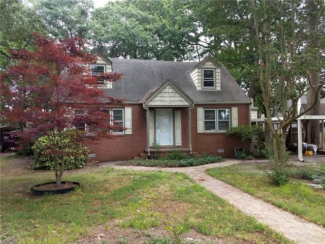 192 Commodore Dr, Norfolk, VA 23503 (#10332422) :: Berkshire Hathaway HomeServices Towne Realty