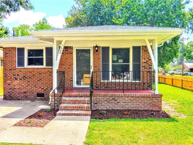 1428 Elder Ave, Chesapeake, VA 23325 (#10332451) :: Atlantic Sotheby's International Realty