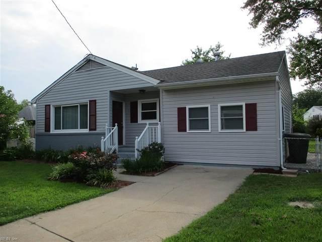 806 Daisy Cir, Newport News, VA 23608 (#10332510) :: The Kris Weaver Real Estate Team
