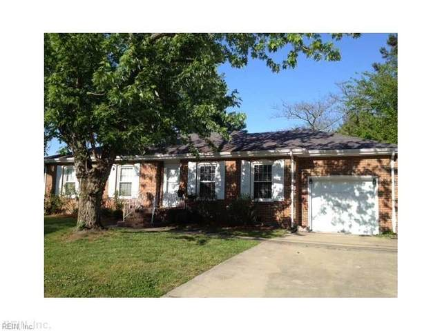 3809 Cedar Ln, Portsmouth, VA 23703 (#10332527) :: AMW Real Estate