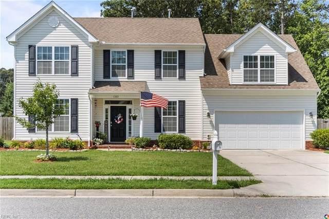 1323 Waycroft Rch, Chesapeake, VA 23320 (#10332551) :: Berkshire Hathaway HomeServices Towne Realty