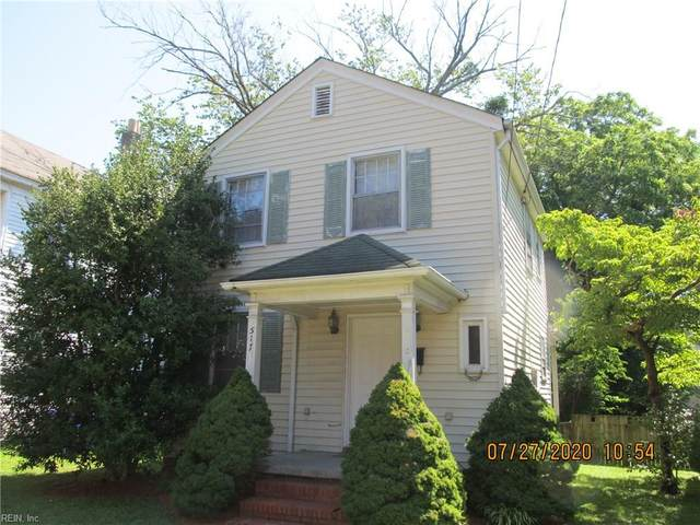 517 Mt Vernon Ave, Portsmouth, VA 23707 (#10332553) :: Rocket Real Estate