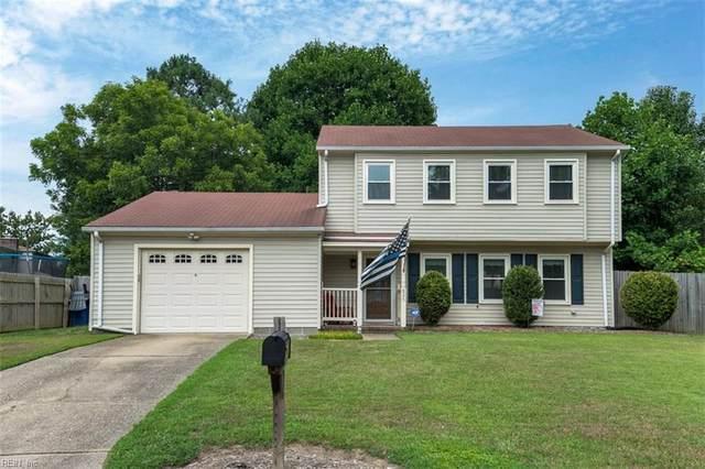 825 Darden Dr, Newport News, VA 23608 (#10332580) :: The Kris Weaver Real Estate Team