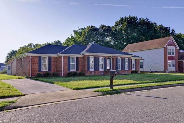 33 St Johns Dr, Hampton, VA 23666 (#10332647) :: Atlantic Sotheby's International Realty