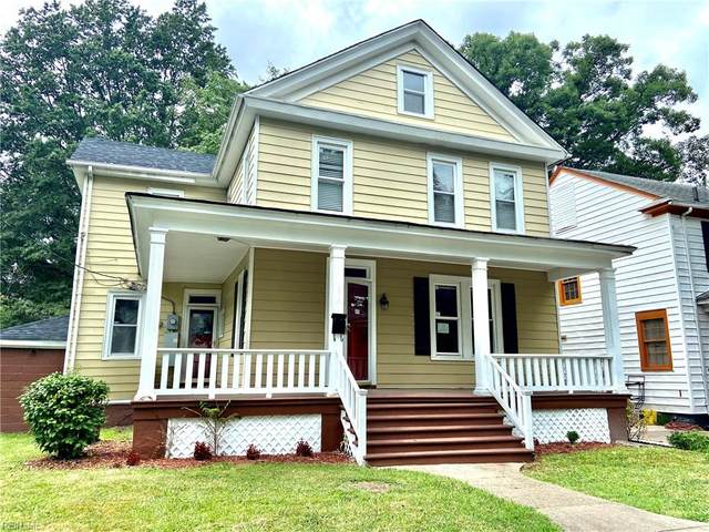 2701 Vincent Ave, Norfolk, VA 23509 (#10332648) :: The Kris Weaver Real Estate Team