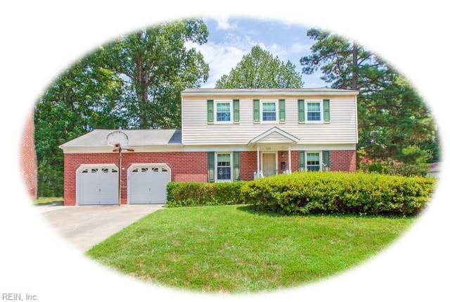 928 Lacon Dr, Newport News, VA 23608 (#10332671) :: AMW Real Estate