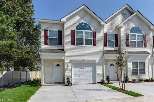 2816 Estella Way, Chesapeake, VA 23325 (#10332700) :: Upscale Avenues Realty Group