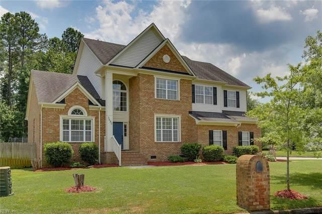 3680 Brannon Dr, Virginia Beach, VA 23456 (#10332745) :: Rocket Real Estate
