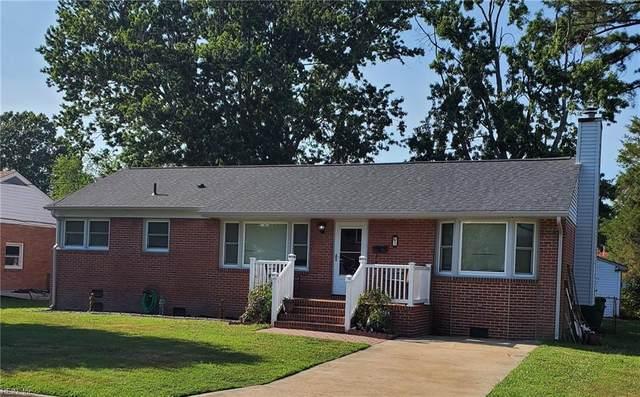 3 Woodburn Dr, Hampton, VA 23664 (#10332852) :: AMW Real Estate