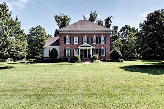 105 George Sandys, James City County, VA 23185 (#10332868) :: Atlantic Sotheby's International Realty
