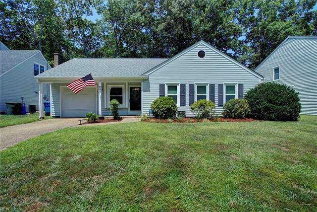 907 Jouett Dr, Newport News, VA 23608 (#10332896) :: Atlantic Sotheby's International Realty
