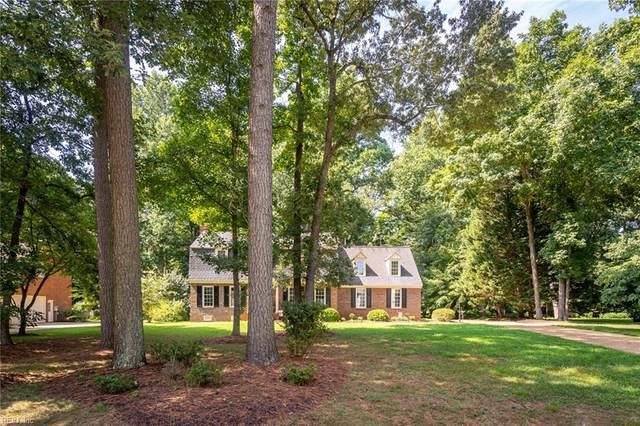 115 Henry Tyler Dr, James City County, VA 23188 (#10332903) :: Rocket Real Estate