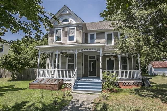 408 Newport News Ave, Hampton, VA 23669 (#10332922) :: RE/MAX Central Realty