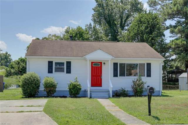 509 Truman Cir, Portsmouth, VA 23701 (#10332923) :: Berkshire Hathaway HomeServices Towne Realty