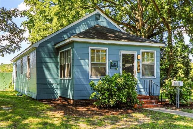 103 Galax St, Hampton, VA 23661 (MLS #10332946) :: AtCoastal Realty