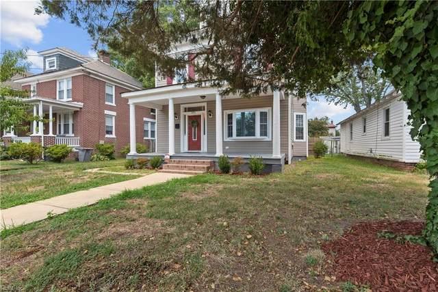 436 Newport News Ave, Hampton, VA 23669 (#10332956) :: Rocket Real Estate