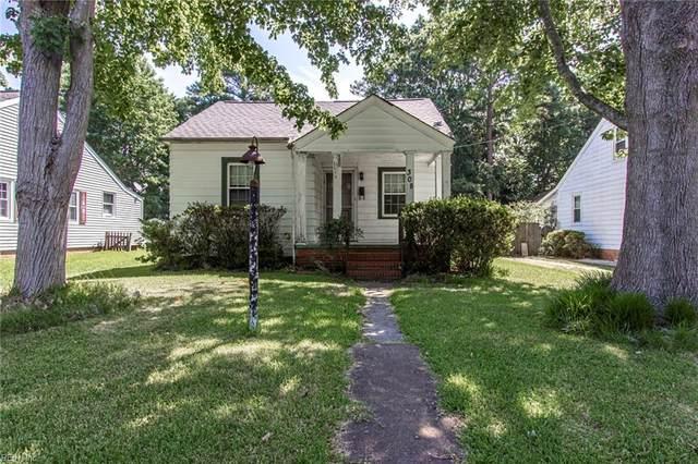 308 Cherokee Rd, Hampton, VA 23661 (#10333027) :: Rocket Real Estate
