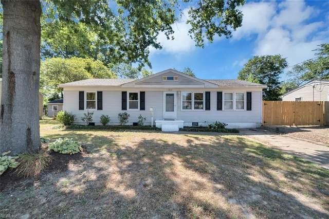 1013 Neptune Ave, Virginia Beach, VA 23464 (#10333076) :: AMW Real Estate