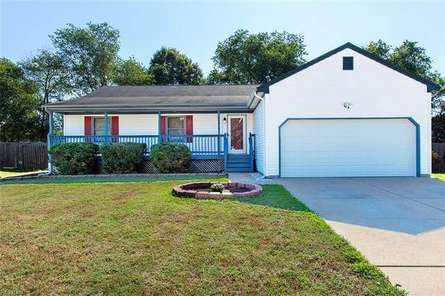 808 Garrow Rd, Newport News, VA 23608 (#10333093) :: Kristie Weaver, REALTOR