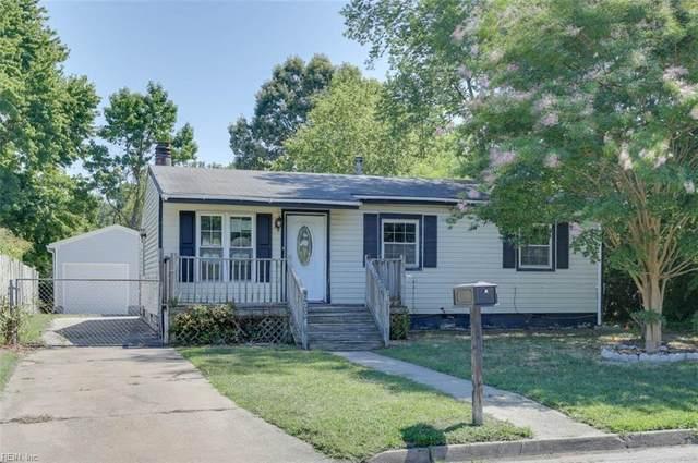 7702 Jarvis Pl, Newport News, VA 23605 (#10333129) :: Encompass Real Estate Solutions