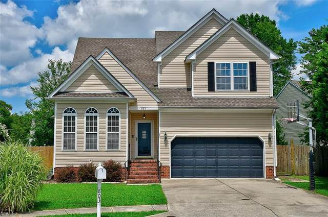 803 Saint Kitts Way, Chesapeake, VA 23322 (#10333197) :: The Kris Weaver Real Estate Team