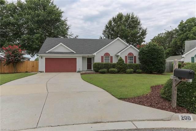 200 Rose Ash Way, Chesapeake, VA 23320 (#10333264) :: Austin James Realty LLC