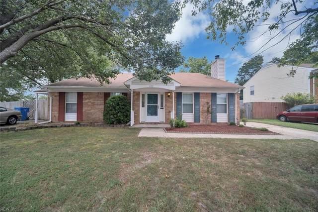 493 Cobblewood Bnd, Chesapeake, VA 23320 (#10333267) :: Austin James Realty LLC